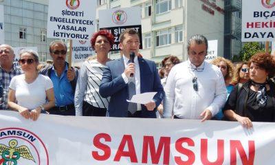 Dr. Kamil furtun Samsun'da anıldı