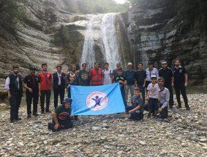 Samsun Yıldız Gençlik'ten 2. baba oğul ve izci kampı