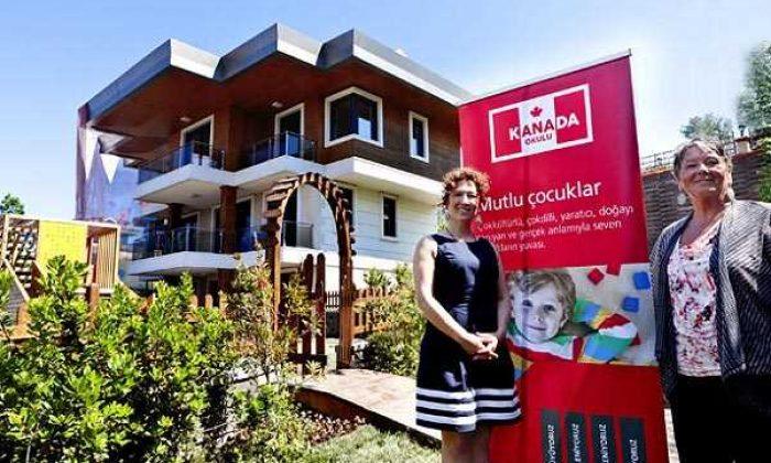 Türkiye'deki İlk Kanada İlkokulu Açılıyor
