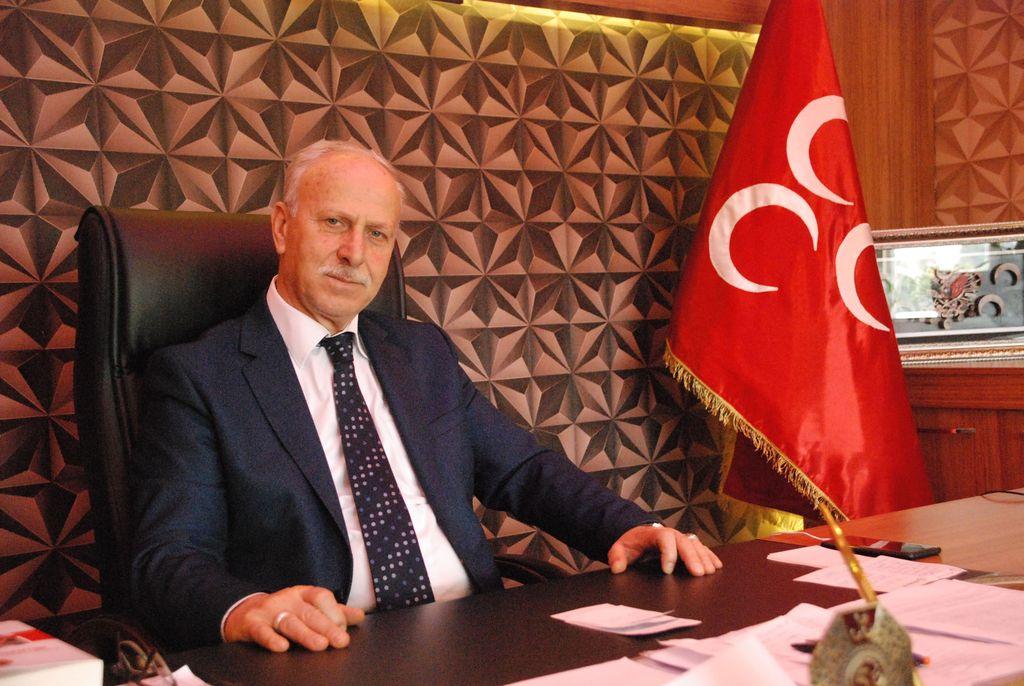 Karapıçak: Genel Başkanımız İstanbul için 5 strateji belirledi
