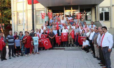 Sarıcaoğlu: Türk milleti 15 Temmuz'da demokrasi destanı yazdı