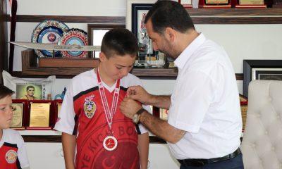 Mehmet Akif İpek Türkiye Şampiyonu oldu