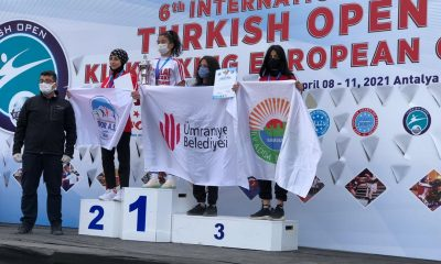 İlkadım Kick Boks takımı Antalya'daki turnuvayı 6 madalya ile kapattı