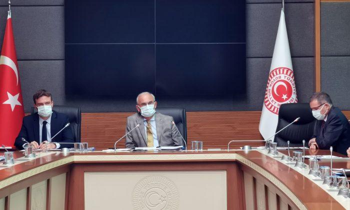Yılmaz: 'Komisyonumuz deprem konusunda önemli tespitleri ortaya koyacaktır