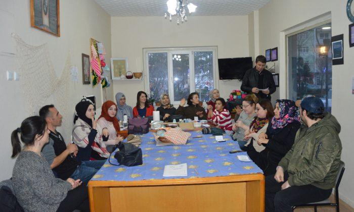 Havza'da 11.'inci işaret dili kursu açıldı