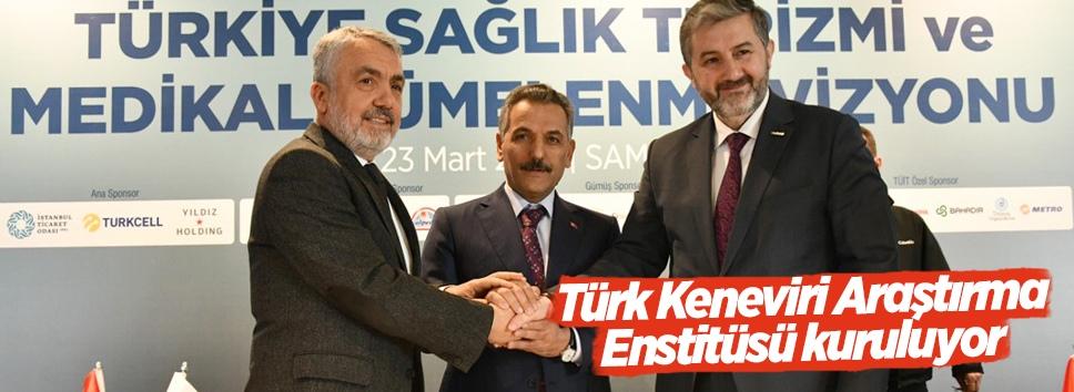 Türk Keneviri Araştırma Enstitüsü kuruluyor