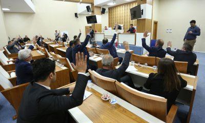 Canik Meclisi dualarla açıldı