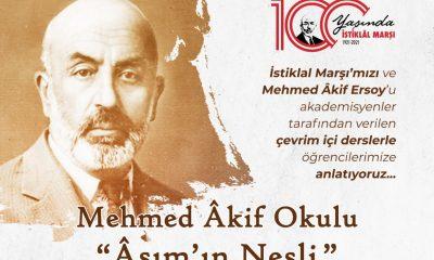 Mehmed Âkif Okulu: Asım'ın Nesli'ne Ulaşma Yolunda