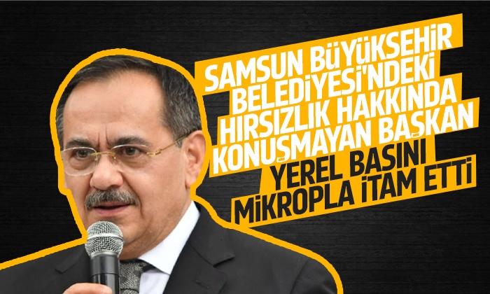 Başkan Mustafa Demir özür dilemelidir