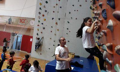 Samsun İl Milli Eğitim Müdürlüğü milli sporcular yetiştiriyor