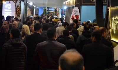 Mobilya fuarını 39.252 kişi ziyaret etti