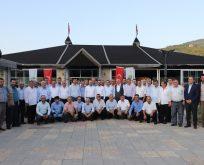Başkan Mustafa Demir Muhtarlarla İstişare Toplantısı yaptı