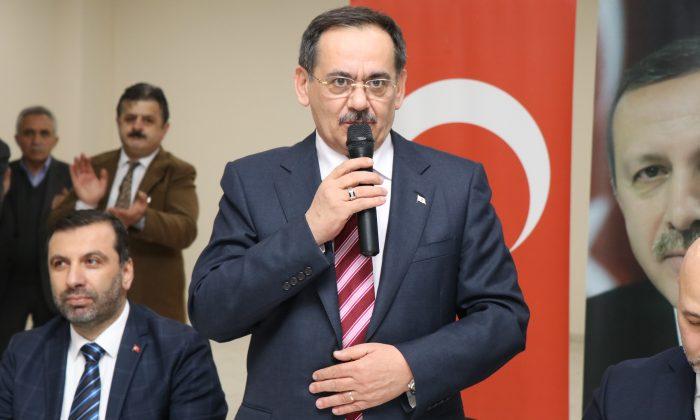 Mustafa Demir: 30 yıldır bitmeyen işler 5 yılda bitecek