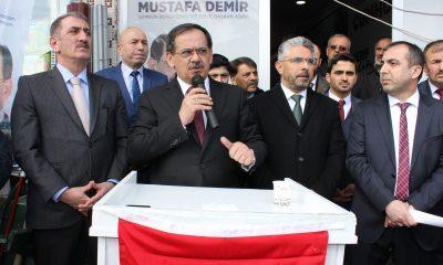 İstanbul'daki Samsunlular Samsun'a sahip çıktı