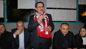 Mustafa Demir'den istihdam projeleri