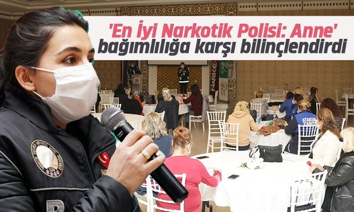 Atakum Belediyesi'nin anneleri çocuklarını bağımlılıktan koruyacak