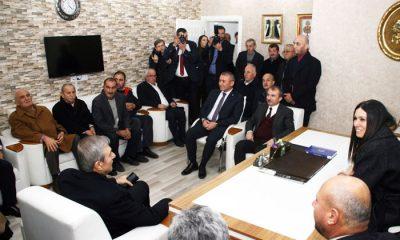 Tekkeköy'de Yerel Yönetimler Bölge Toplantısı gerçekleştirildi