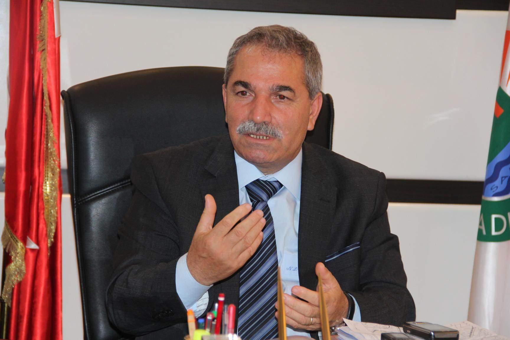 Başkan Demirtaş emlak ve ÇTV borçlarının ödenmesini istedi