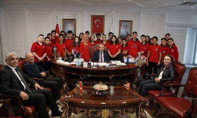 Öğrenciler sordu Başkan Demirtaş cevapladı