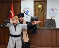 Samsun'da geleneksel okçuluk kursu başladı