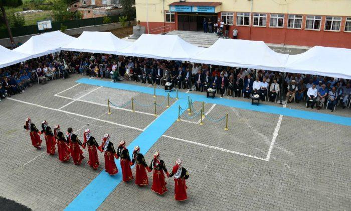 Dursun Korkmaz İlkokulu ve Ortaokulu'nun açılışı gerçekleştirildi