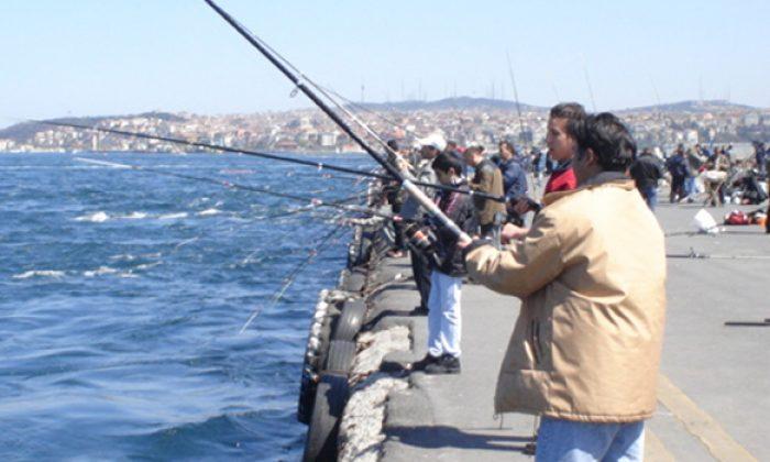 Samsun'da Olta balıkçılığına 'sosyal mesafe' düzenlemesi