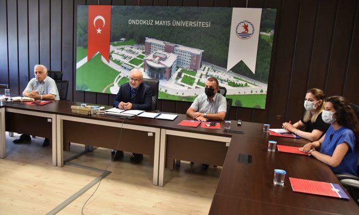 OMÜ ile Karamanoğlu Mehmetbey Üniversitesi Arasında İş Birliği Protokolü İmzalandı