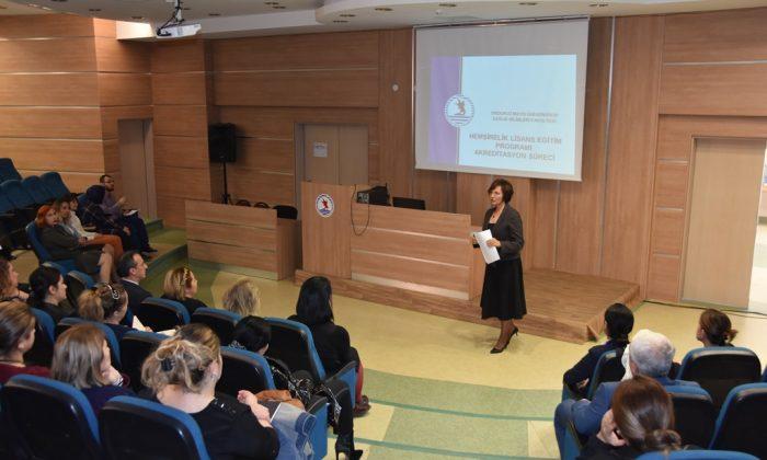 Hemşirelik Bölümü; Akreditasyon Sürecini Kalite Çalıştayı ile Değerlendirdi