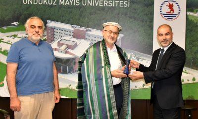 OMÜ ile Selam Üniversitesi İşbirliği Protokolü İmzaladı