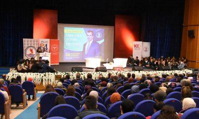 Başarılı İş İnsanı İbrahim Erdemoğlu Tek Tezgâhtan Dünya Markasına Dönüşmenin Öyküsünü Öğrencilerle Paylaştı
