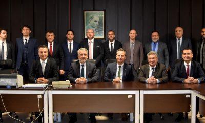 OMÜ'de AR-GE ve ÜR-GE'ye Yönelik İş Birliği Protokolü ile Ön Mutabakat Metni İmzalandı