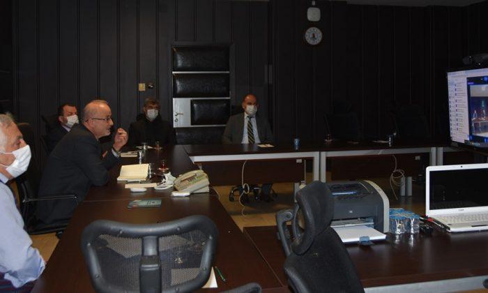 OMÜ'de Eğitim-Öğretim Restorasyonunun İşleyişi Başladı