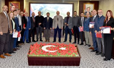 Rektör Ünal ISIF 2021'den Ödül Alan Akademisyenleri Kutladı