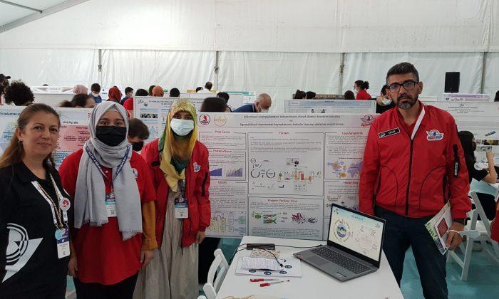 Mikronant Takımı, Teknofest Biyoteknoloji İnovasyon Kategorisinde Finalistler Arasında Yer Aldı