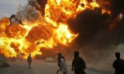 Diyarbakır'da Çok Şiddetli Patlama!