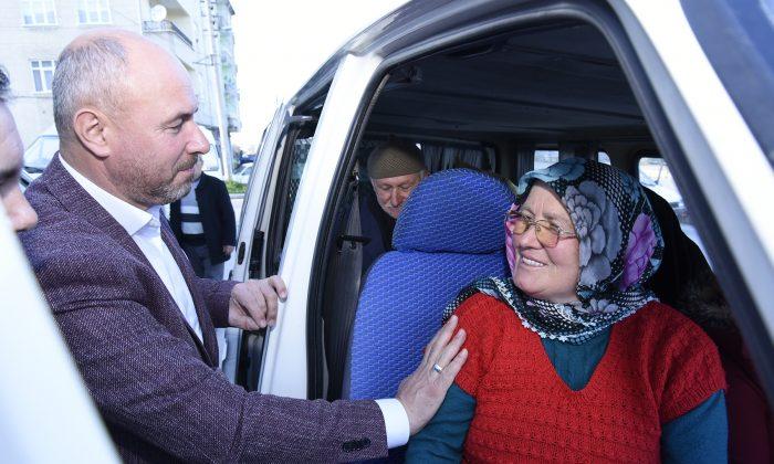 Tekkeköy'de Hasan Togar fırtınası