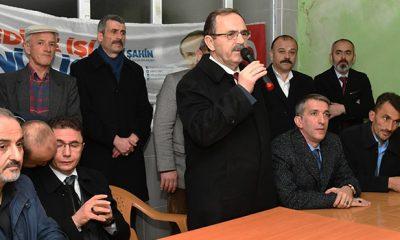 Başkan Zihni Şahin'den yüz güldüren projeler