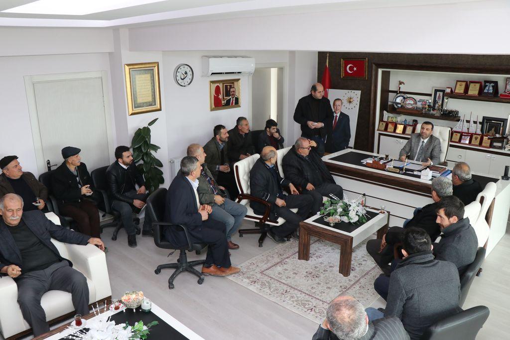 Sarıcaoğlu: 31 Mart'ta halkımızdan yetki bekliyoruz