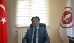 Samsun Üniversitesi Rektör Yardımcısı Prof. Dr. Selahattin Kaynak oldu