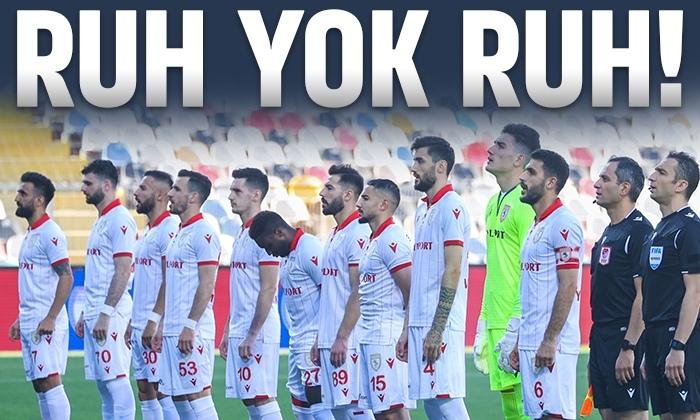 Altınordu Samsunspor maç sonucu:1-0