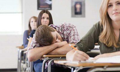 Öğrencilere uyku bozuklukları uyarısı