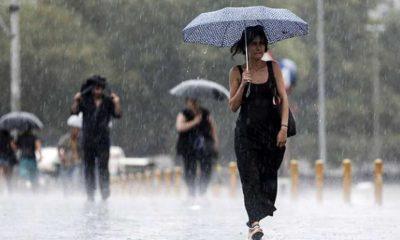 Samsun'a meteorolojik uyarı
