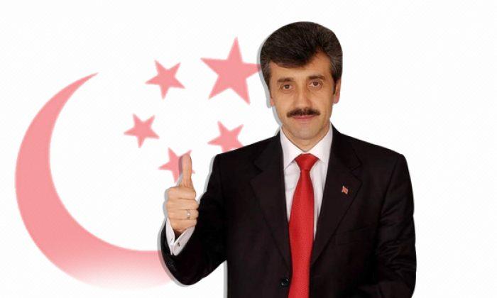 Saadet Partisi Samsun Büyükşehir Belediye Başkan Adayı Salih Şen oldu