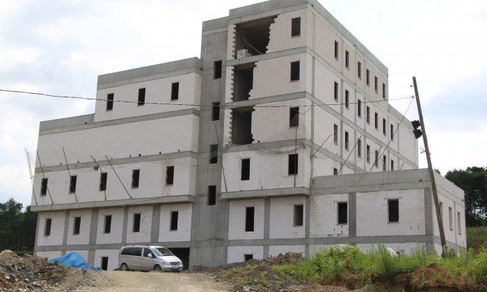 Salıpazarı Devlet Hastanesi yıl sonu hizmete girecek