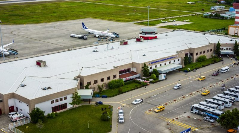 Samsun-Çarşamba Uluslararası Havalimanı'nda Temmuz Ayında 136 Bin 968 Yolcu hizmet aldı