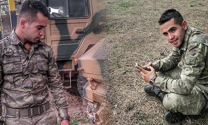 Samsunlu asker Barış Pınarı'nda yaralandı
