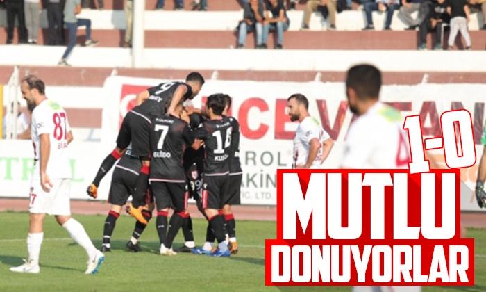 Samsunspor İnegölspor maç sonucu: 1-0
