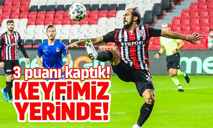Samsunspor Keçiörengücü maç sonucu: 4-2
