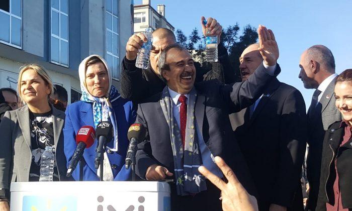 Hancıoğlu: Samsun Büyükşehir'i, saray değil Samsunlular yönetecek