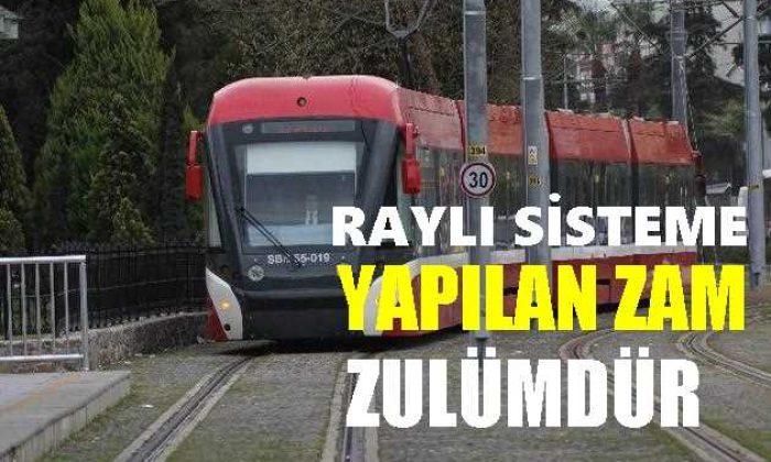 Samsun Büyükşehir Belediyesi Zam Kararını Geri Çekmelidir!